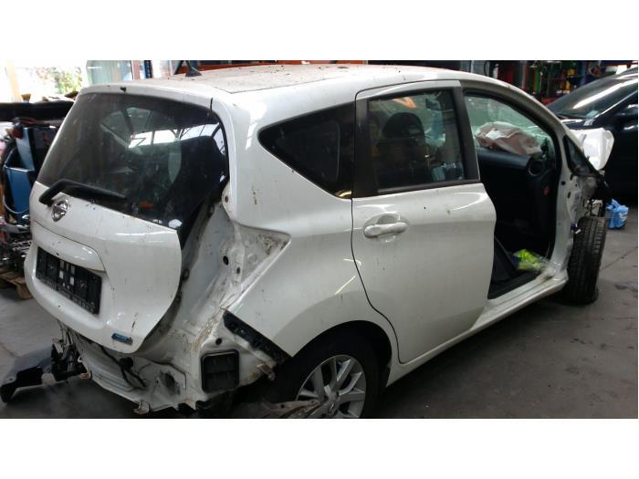 Nissan Note (E12) 1.2 68 (Klicken Sie auf das Bild für das nächste Foto)  (Klicken Sie auf das Bild für das nächste Foto)  (Klicken Sie auf das Bild für das nächste Foto)
