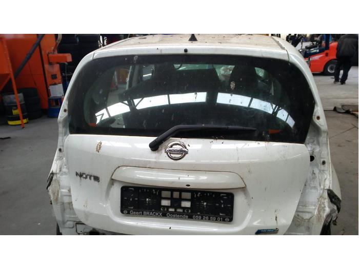 Nissan Note (E12) 1.2 68 (klik op de afbeelding voor de volgende foto)  (klik op de afbeelding voor de volgende foto)