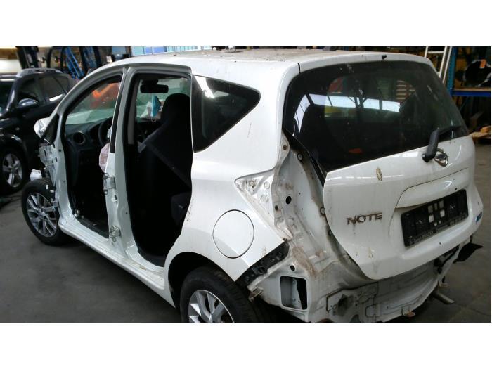 Nissan Note (E12) 1.2 68 (Klicken Sie auf das Bild für das nächste Foto)