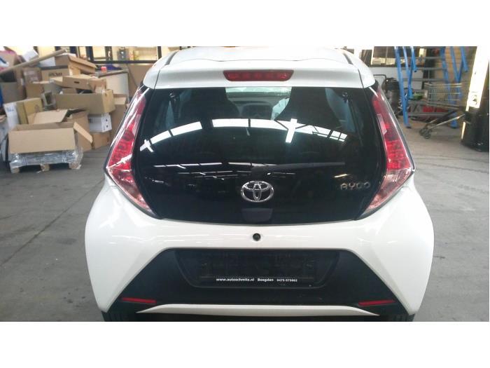 Toyota Aygo (B40) 1.0 12V VVT-i (Klicken Sie auf das Bild für das nächste Foto)  (Klicken Sie auf das Bild für das nächste Foto)