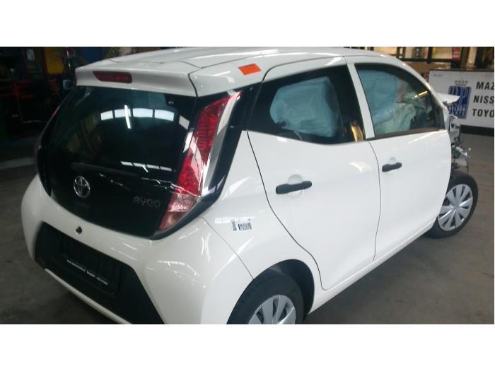 Toyota Aygo (B40) 1.0 12V VVT-i (Klicken Sie auf das Bild für das nächste Foto)  (Klicken Sie auf das Bild für das nächste Foto)  (Klicken Sie auf das Bild für das nächste Foto)