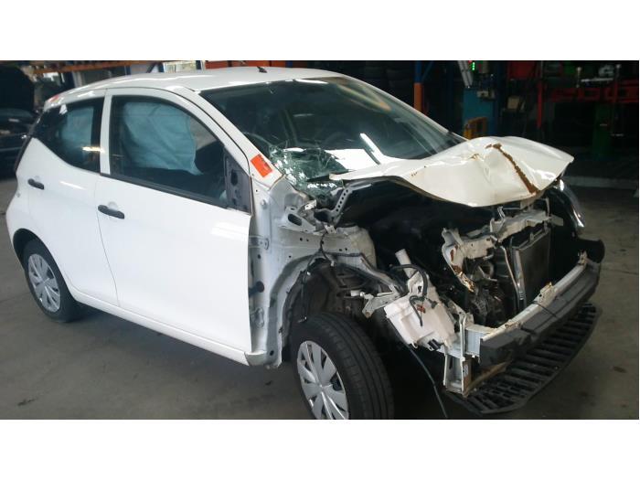 Toyota Aygo (B40) 1.0 12V VVT-i (Klicken Sie auf das Bild für das nächste Foto)  (Klicken Sie auf das Bild für das nächste Foto)  (Klicken Sie auf das Bild für das nächste Foto)  (Klicken Sie auf das Bild für das nächste Foto)  (Klicken Sie auf das Bild für das nächste Foto)
