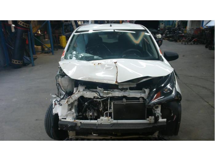 Toyota Aygo (B40) 1.0 12V VVT-i (Klicken Sie auf das Bild für das nächste Foto)  (Klicken Sie auf das Bild für das nächste Foto)  (Klicken Sie auf das Bild für das nächste Foto)  (Klicken Sie auf das Bild für das nächste Foto)  (Klicken Sie auf das Bild für das nächste Foto)  (Klicken Sie auf das Bild für das nächste Foto)