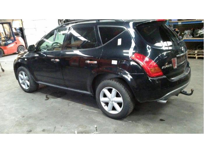 Nissan Murano 3.5 V6 24V 4x4 (Klicken Sie auf das Bild für das nächste Foto)  (Klicken Sie auf das Bild für das nächste Foto)