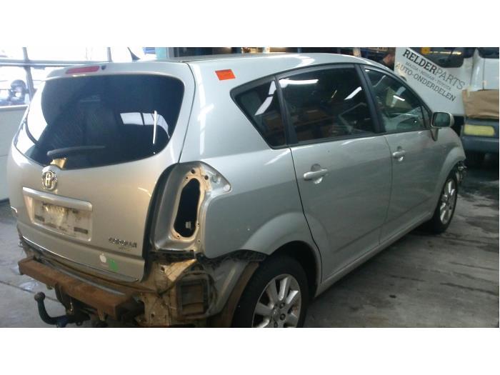 Toyota Corolla Verso (R10/11) 1.8 16V VVT-i (Klicken Sie auf das Bild für das nächste Foto)  (Klicken Sie auf das Bild für das nächste Foto)  (Klicken Sie auf das Bild für das nächste Foto)
