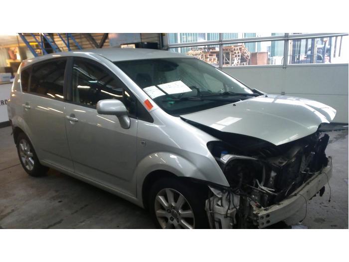 Toyota Corolla Verso (R10/11) 1.8 16V VVT-i (Klicken Sie auf das Bild für das nächste Foto)  (Klicken Sie auf das Bild für das nächste Foto)  (Klicken Sie auf das Bild für das nächste Foto)  (Klicken Sie auf das Bild für das nächste Foto)  (Klicken Sie auf das Bild für das nächste Foto)