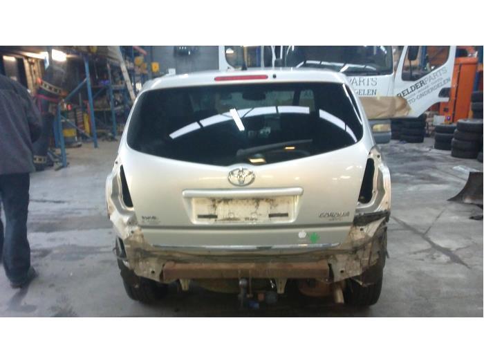 Toyota Corolla Verso (R10/11) 1.8 16V VVT-i (Klicken Sie auf das Bild für das nächste Foto)  (Klicken Sie auf das Bild für das nächste Foto)