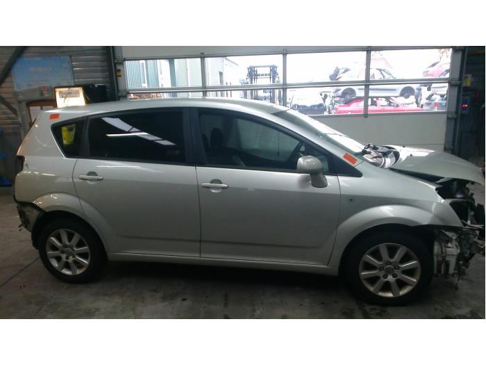 Toyota Corolla Verso (R10/11) 1.8 16V VVT-i (Klicken Sie auf das Bild für das nächste Foto)  (Klicken Sie auf das Bild für das nächste Foto)  (Klicken Sie auf das Bild für das nächste Foto)  (Klicken Sie auf das Bild für das nächste Foto)