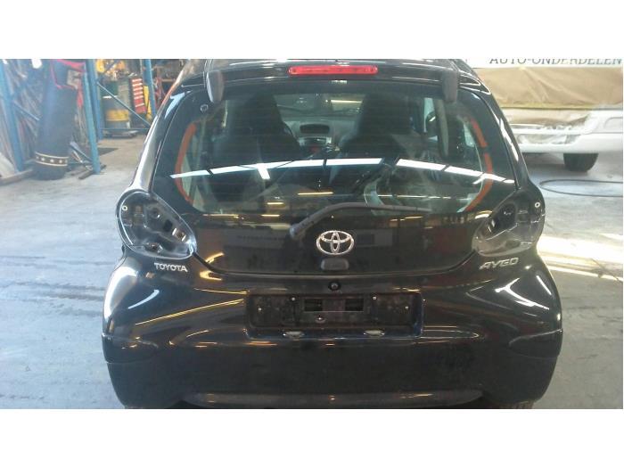 Toyota Aygo (B10) 1.0 12V VVT-i (Klicken Sie auf das Bild für das nächste Foto)  (Klicken Sie auf das Bild für das nächste Foto)