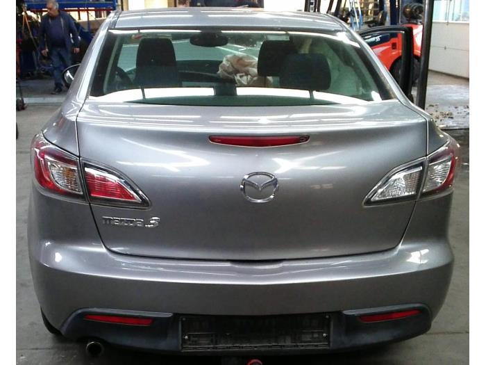 Mazda 3 (BL12/BLA2/BLB2) 1.6i MZR 16V (klik op de afbeelding voor de volgende foto)  (klik op de afbeelding voor de volgende foto)