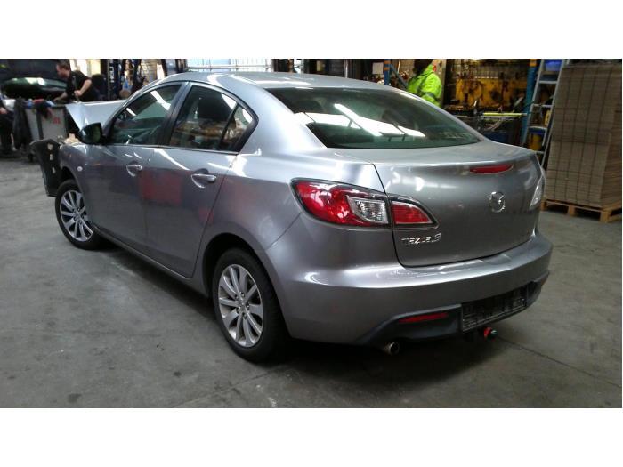 Mazda 3 (BL12/BLA2/BLB2) 1.6i MZR 16V (Klicken Sie auf das Bild für das nächste Foto)