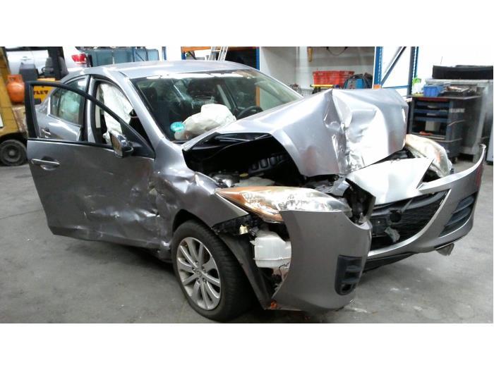 Mazda 3 (BL12/BLA2/BLB2) 1.6i MZR 16V (Klicken Sie auf das Bild für das nächste Foto)  (Klicken Sie auf das Bild für das nächste Foto)  (Klicken Sie auf das Bild für das nächste Foto)  (Klicken Sie auf das Bild für das nächste Foto)  (Klicken Sie auf das Bild für das nächste Foto)