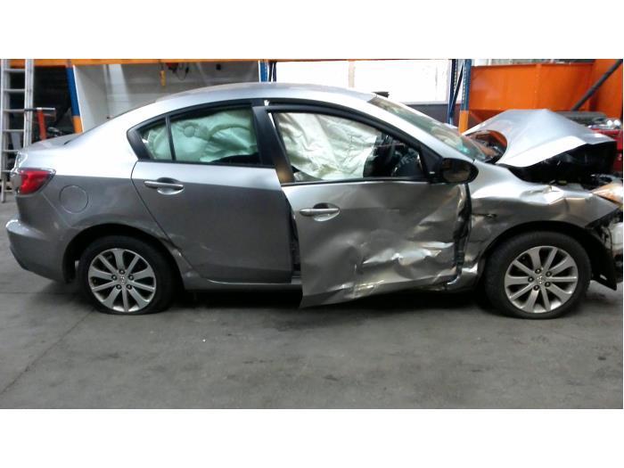 Mazda 3 (BL12/BLA2/BLB2) 1.6i MZR 16V (Klicken Sie auf das Bild für das nächste Foto)  (Klicken Sie auf das Bild für das nächste Foto)  (Klicken Sie auf das Bild für das nächste Foto)  (Klicken Sie auf das Bild für das nächste Foto)