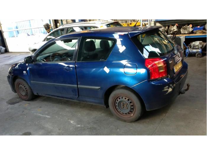 Toyota Corolla (E12) 1.6 16V VVT-i (Klicken Sie auf das Bild für das nächste Foto)