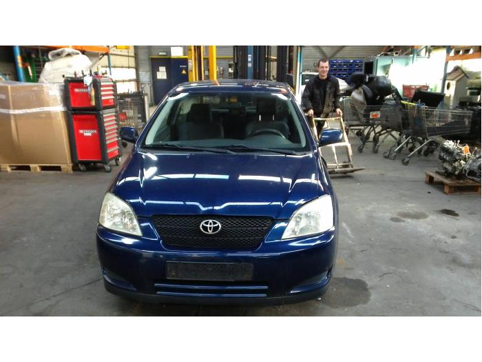 Toyota Corolla (E12) 1.6 16V VVT-i (klik op de afbeelding voor de volgende foto)  (klik op de afbeelding voor de volgende foto)  (klik op de afbeelding voor de volgende foto)  (klik op de afbeelding voor de volgende foto)  (klik op de afbeelding voor de volgende foto)  (klik op de afbeelding voor de volgende foto)