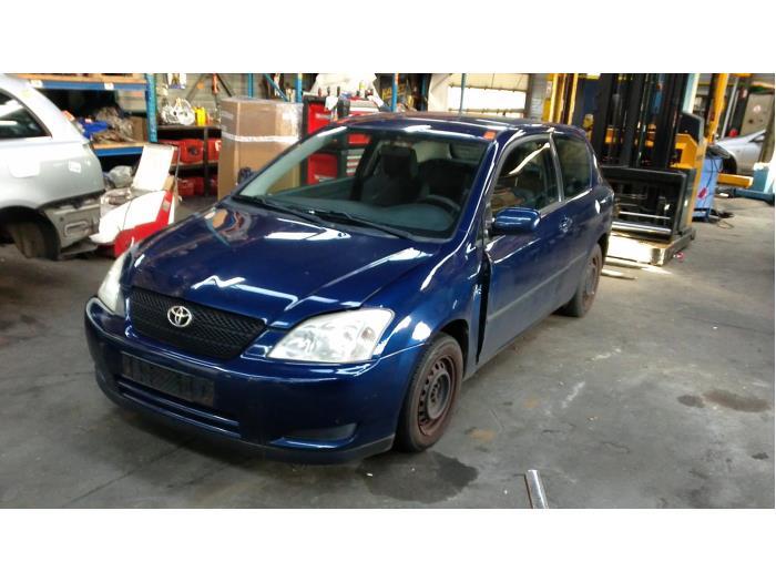 Toyota Corolla (E12) 1.6 16V VVT-i (Klicken Sie auf das Bild für das nächste Foto)  (Klicken Sie auf das Bild für das nächste Foto)  (Klicken Sie auf das Bild für das nächste Foto)  (Klicken Sie auf das Bild für das nächste Foto)  (Klicken Sie auf das Bild für das nächste Foto)