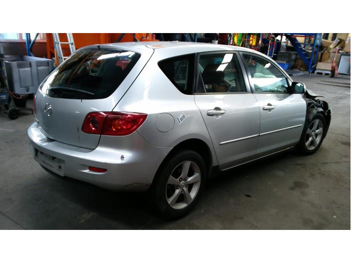 Mazda 3 Sport (BK14) 1.6i 16V (klik op de afbeelding voor de volgende foto)  (klik op de afbeelding voor de volgende foto)