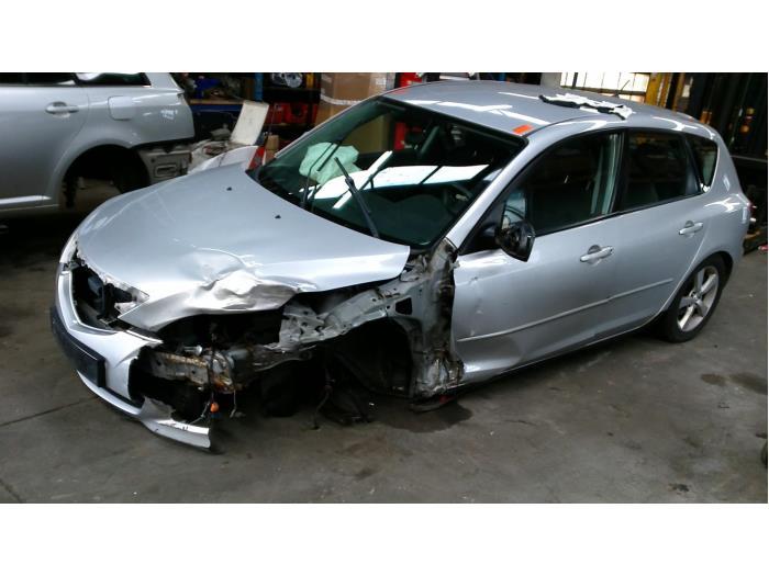 Mazda 3 Sport (BK14) 1.6i 16V (Klicken Sie auf das Bild für das nächste Foto)  (Klicken Sie auf das Bild für das nächste Foto)  (Klicken Sie auf das Bild für das nächste Foto)  (Klicken Sie auf das Bild für das nächste Foto)