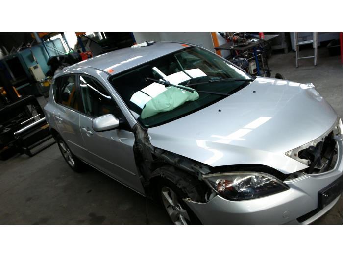 Mazda 3 Sport (BK14) 1.6i 16V (Klicken Sie auf das Bild für das nächste Foto)  (Klicken Sie auf das Bild für das nächste Foto)  (Klicken Sie auf das Bild für das nächste Foto)