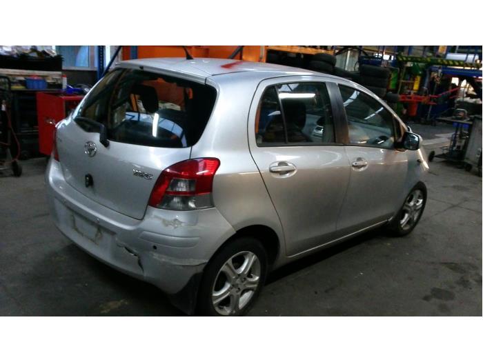 Toyota Yaris II (P9) 1.4 D-4D (Klicken Sie auf das Bild für das nächste Foto)  (Klicken Sie auf das Bild für das nächste Foto)  (Klicken Sie auf das Bild für das nächste Foto)