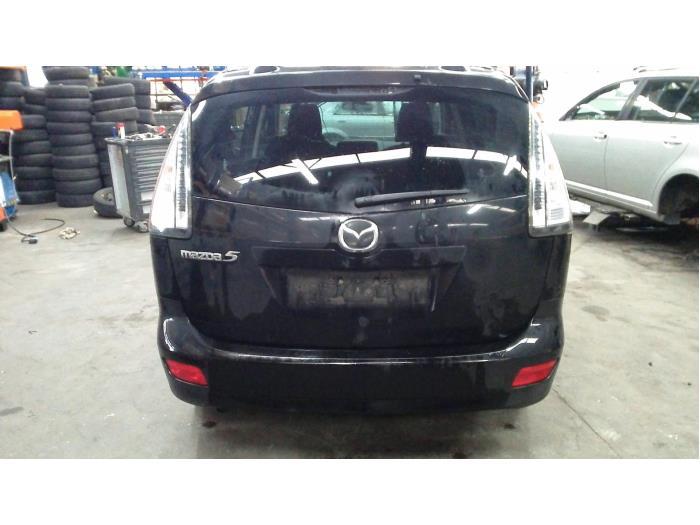 Mazda 5 (CR19) 2.0 CiDT 16V High Power (Klicken Sie auf das Bild für das nächste Foto)  (Klicken Sie auf das Bild für das nächste Foto)