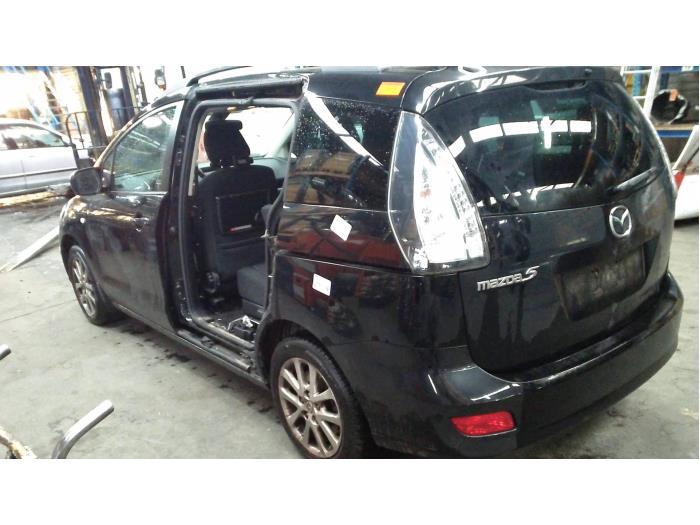 Mazda 5 (CR19) 2.0 CiDT 16V High Power (klik op de afbeelding voor de volgende foto)
