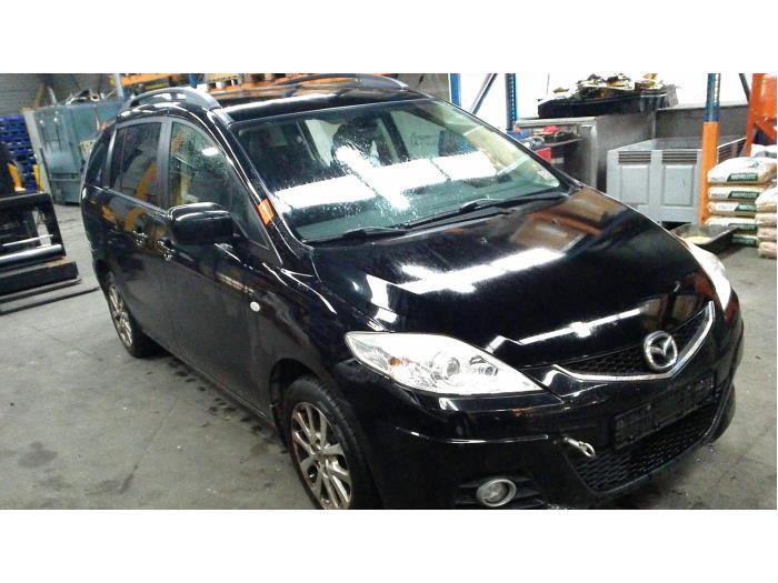 Mazda 5 (CR19) 2.0 CiDT 16V High Power (Klicken Sie auf das Bild für das nächste Foto)  (Klicken Sie auf das Bild für das nächste Foto)  (Klicken Sie auf das Bild für das nächste Foto)  (Klicken Sie auf das Bild für das nächste Foto)  (Klicken Sie auf das Bild für das nächste Foto)