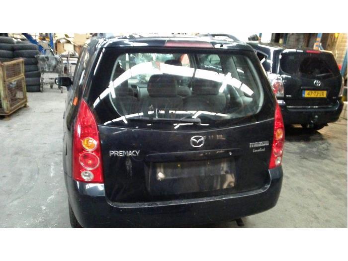 Mazda Premacy 1.8 16V (Klicken Sie auf das Bild für das nächste Foto)  (Klicken Sie auf das Bild für das nächste Foto)