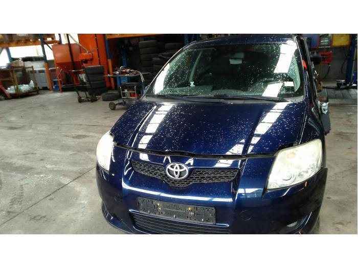 Toyota Auris (E15) 1.6 Dual VVT-i 16V (klik op de afbeelding voor de volgende foto)  (klik op de afbeelding voor de volgende foto)  (klik op de afbeelding voor de volgende foto)  (klik op de afbeelding voor de volgende foto)  (klik op de afbeelding voor de volgende foto)  (klik op de afbeelding voor de volgende foto)