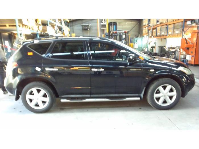 Nissan Murano 3.5 V6 24V 4x4 (klik op de afbeelding voor de volgende foto)  (klik op de afbeelding voor de volgende foto)  (klik op de afbeelding voor de volgende foto)  (klik op de afbeelding voor de volgende foto)