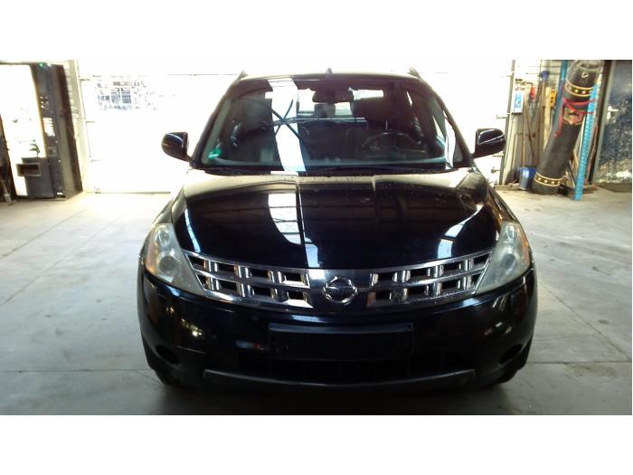 Nissan Murano 3.5 V6 24V 4x4 (klik op de afbeelding voor de volgende foto)  (klik op de afbeelding voor de volgende foto)  (klik op de afbeelding voor de volgende foto)  (klik op de afbeelding voor de volgende foto)  (klik op de afbeelding voor de volgende foto)  (klik op de afbeelding voor de volgende foto)