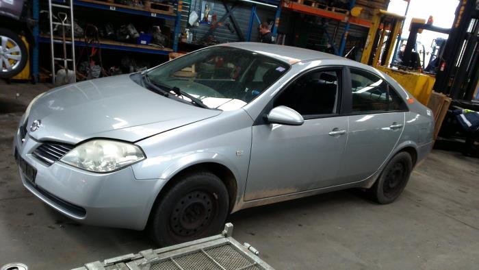 Nissan Primera (P12) 1.8 16V (klik op de afbeelding voor de volgende foto)  (klik op de afbeelding voor de volgende foto)  (klik op de afbeelding voor de volgende foto)  (klik op de afbeelding voor de volgende foto)