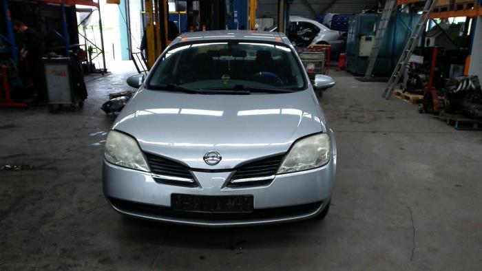 Nissan Primera (P12) 1.8 16V (klik op de afbeelding voor de volgende foto)  (klik op de afbeelding voor de volgende foto)  (klik op de afbeelding voor de volgende foto)  (klik op de afbeelding voor de volgende foto)  (klik op de afbeelding voor de volgende foto)