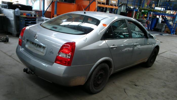 Nissan Primera (P12) 1.8 16V (klik op de afbeelding voor de volgende foto)  (klik op de afbeelding voor de volgende foto)