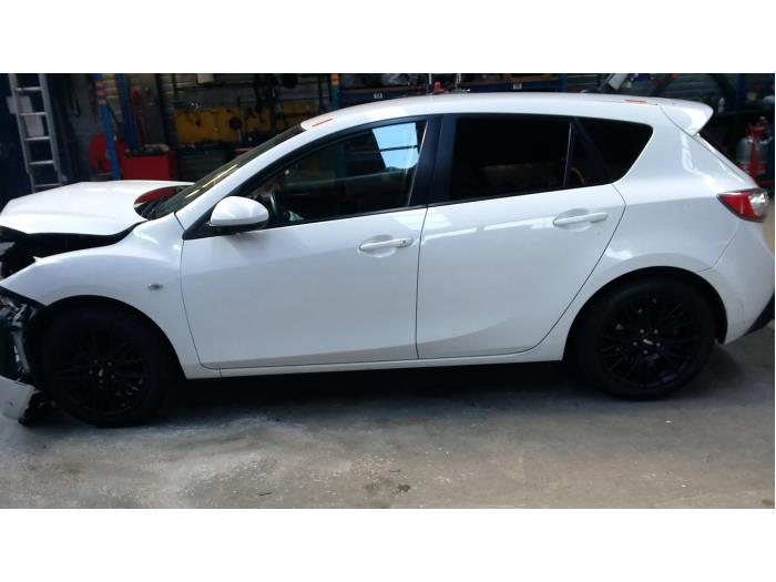 Mazda 3 Sport (BL14/BLA4/BLB4) 2.2 CITD 16V 150 (klik op de afbeelding voor de volgende foto)  (klik op de afbeelding voor de volgende foto)  (klik op de afbeelding voor de volgende foto)  (klik op de afbeelding voor de volgende foto)  (klik op de afbeelding voor de volgende foto)  (klik op de afbeelding voor de volgende foto)