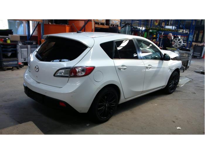 Mazda 3 Sport (BL14/BLA4/BLB4) 2.2 CITD 16V 150 (klik op de afbeelding voor de volgende foto)  (klik op de afbeelding voor de volgende foto)  (klik op de afbeelding voor de volgende foto)
