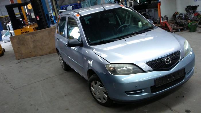 Mazda 2 (NB/NC/ND/NE) 1.25 16V (klik op de afbeelding voor de volgende foto)  (klik op de afbeelding voor de volgende foto)  (klik op de afbeelding voor de volgende foto)  (klik op de afbeelding voor de volgende foto)  (klik op de afbeelding voor de volgende foto)  (klik op de afbeelding voor de volgende foto)