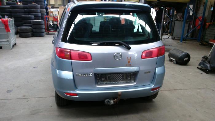 Mazda 2 (NB/NC/ND/NE) 1.25 16V (klik op de afbeelding voor de volgende foto)  (klik op de afbeelding voor de volgende foto)  (klik op de afbeelding voor de volgende foto)
