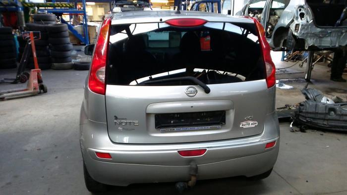 Nissan Note (E11) 1.5 dCi DPF (klik op de afbeelding voor de volgende foto)  (klik op de afbeelding voor de volgende foto)