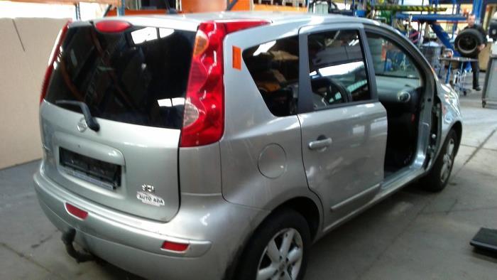 Nissan Note (E11) 1.5 dCi DPF (klik op de afbeelding voor de volgende foto)  (klik op de afbeelding voor de volgende foto)  (klik op de afbeelding voor de volgende foto)