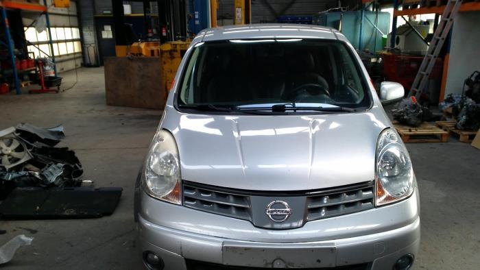 Nissan Note (E11) 1.5 dCi DPF (klik op de afbeelding voor de volgende foto)  (klik op de afbeelding voor de volgende foto)  (klik op de afbeelding voor de volgende foto)  (klik op de afbeelding voor de volgende foto)  (klik op de afbeelding voor de volgende foto)