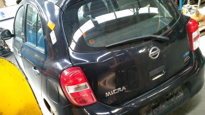 Nissan Micra (K13) 1.2 12V (klik op de afbeelding voor de volgende foto)