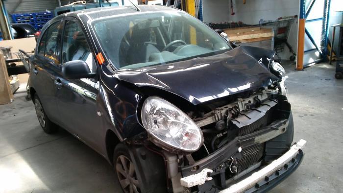 Nissan Micra (K13) 1.2 12V (klik op de afbeelding voor de volgende foto)  (klik op de afbeelding voor de volgende foto)  (klik op de afbeelding voor de volgende foto)  (klik op de afbeelding voor de volgende foto)  (klik op de afbeelding voor de volgende foto)