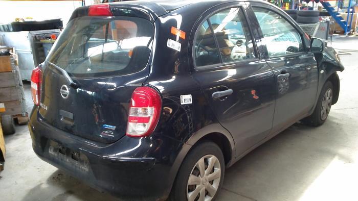 Nissan Micra (K13) 1.2 12V (klik op de afbeelding voor de volgende foto)  (klik op de afbeelding voor de volgende foto)  (klik op de afbeelding voor de volgende foto)