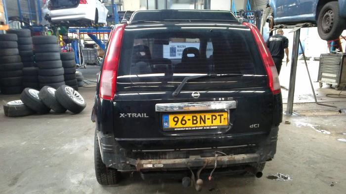 Nissan X-Trail (T30) 2.2 dCi 16V 4x2 (klik op de afbeelding voor de volgende foto)  (klik op de afbeelding voor de volgende foto)
