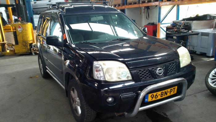 Nissan X-Trail (T30) 2.2 dCi 16V 4x2 (klik op de afbeelding voor de volgende foto)  (klik op de afbeelding voor de volgende foto)  (klik op de afbeelding voor de volgende foto)  (klik op de afbeelding voor de volgende foto)  (klik op de afbeelding voor de volgende foto)