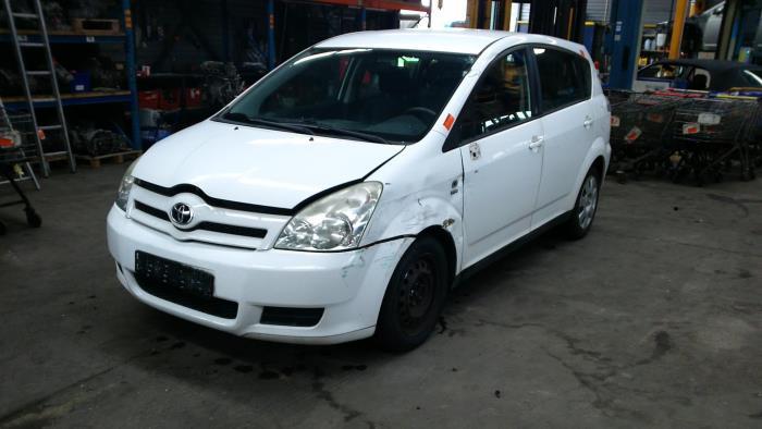 Toyota Corolla Verso (R10/11) 1.6 16V VVT-i (klik op de afbeelding voor de volgende foto)  (klik op de afbeelding voor de volgende foto)  (klik op de afbeelding voor de volgende foto)  (klik op de afbeelding voor de volgende foto)  (klik op de afbeelding voor de volgende foto)  (klik op de afbeelding voor de volgende foto)  (klik op de afbeelding voor de volgende foto)  (klik op de afbeelding voor de volgende foto)
