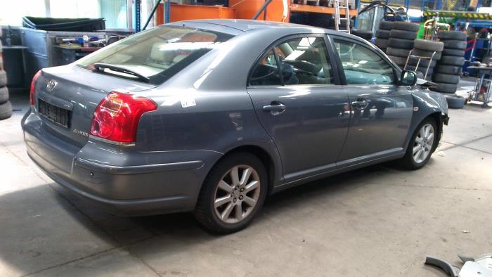 Toyota Avensis (T25/B1D) 1.8 16V VVT-i (klik op de afbeelding voor de volgende foto)  (klik op de afbeelding voor de volgende foto)  (klik op de afbeelding voor de volgende foto)