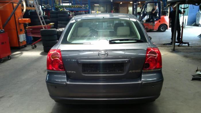 Toyota Avensis (T25/B1D) 1.8 16V VVT-i (klik op de afbeelding voor de volgende foto)  (klik op de afbeelding voor de volgende foto)