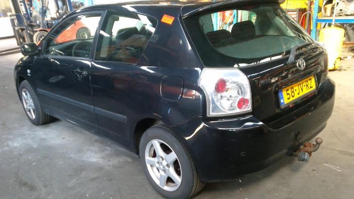 Toyota Corolla (E12) 1.4 16V VVT-i 2002 Airbag links (Stuur) (klik op de afbeelding voor de volgende foto)
